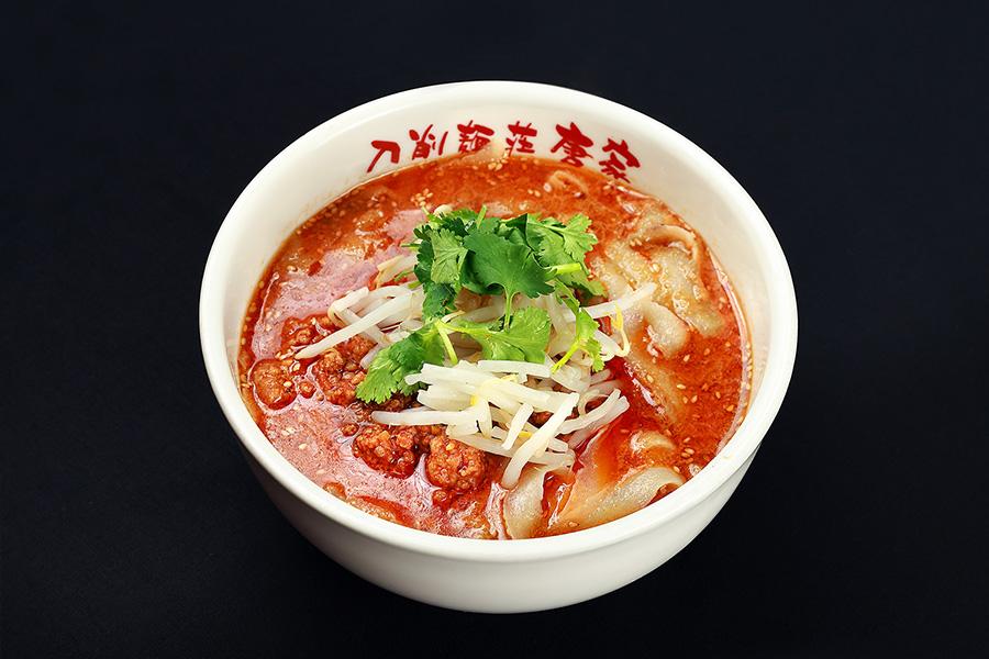 担々刀削麺